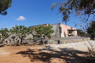 CURLO, Ferienhaus in Apulien