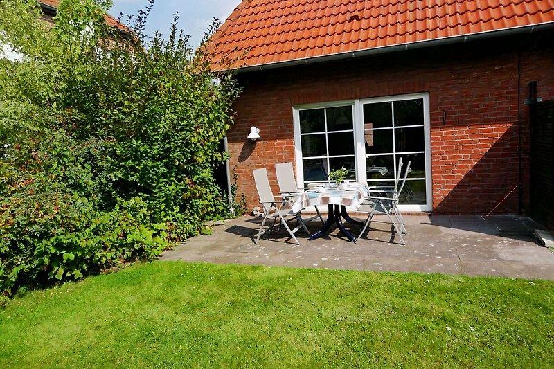 Kuchen und Tee im Garten oder Abends die Grillparty?