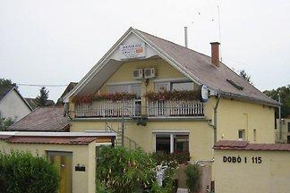 Vakantie-appartement in Balatonvilagos