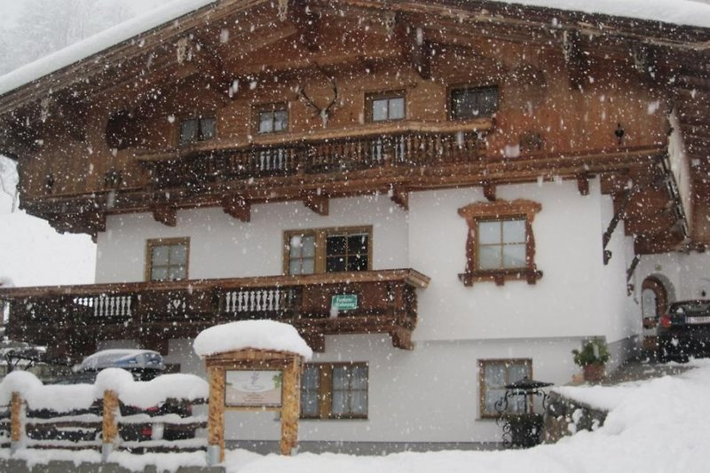 Ferienhaus Waidmannsruh  - Winter 2013