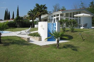 Villa Bardo, lake, prop. Pool,
