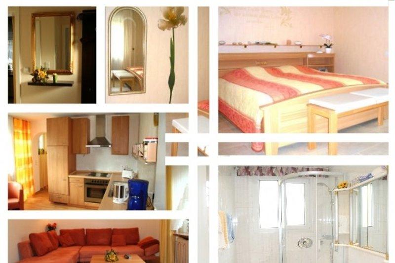 Ferienwohnung voll ausgestattet komfortabel und sehr gepflegt