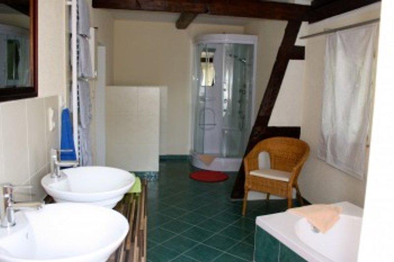 Vacances dans la maison de bois vert  à Neugersdorf - Image 2