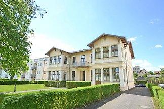 Villa Luna Ferienwohnung Achterdeck
