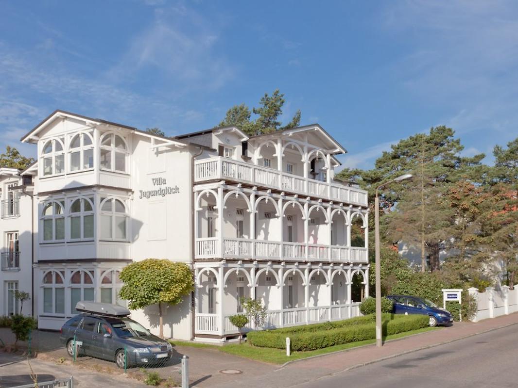 Villa Jugendglueck Binz