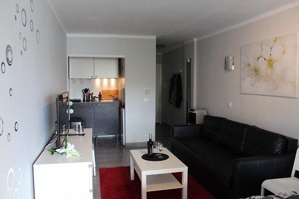 studio wohnung nur 200m zum strand ferienwohnung in. Black Bedroom Furniture Sets. Home Design Ideas