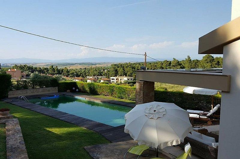 Die Pool Villa Paradise