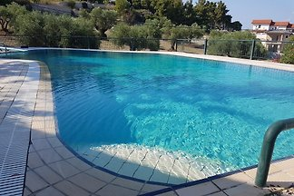 Holiday home relaxing holiday Paliouri