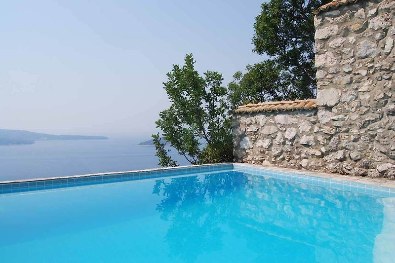 Villa Natalie - stunning sea view