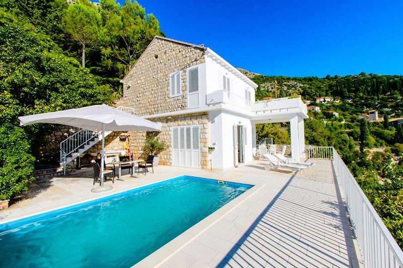 Villa Dubrovnik View