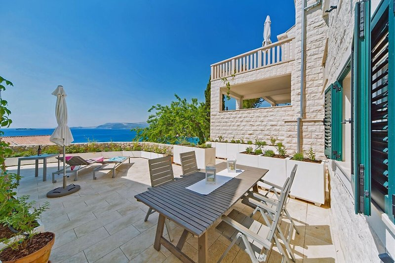 Villa Wings with sea view