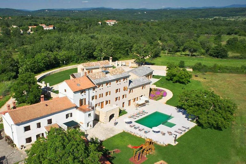 Ruhig gelegene Villa Grigio