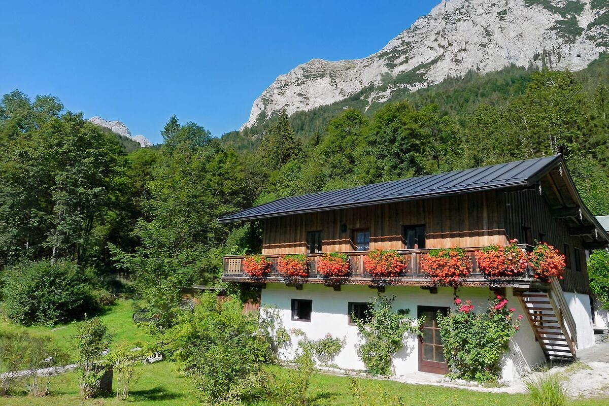 haus am see ferienhaus in ramsau bei berchtesgaden mieten. Black Bedroom Furniture Sets. Home Design Ideas