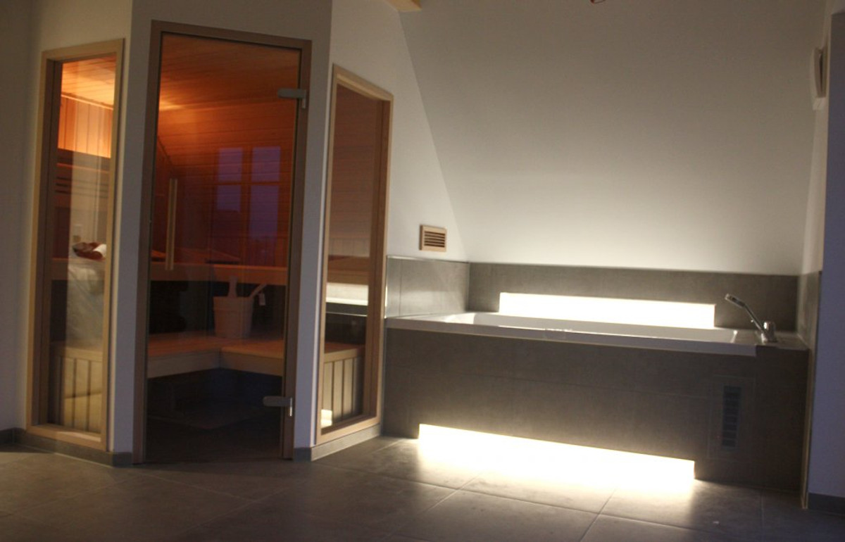Luxus Landhaus Meereszeiten ***** - Ferienhaus in Groß ...