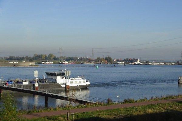 Ij panoramica alloggio in amsterdam affittare for Alloggio a amsterdam