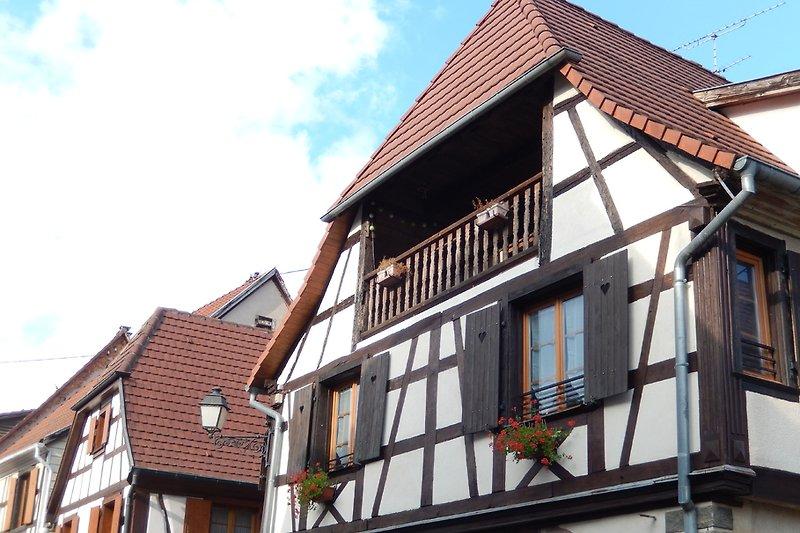 Gîte Pinot in Beblenheim - Bild 2