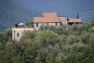 Casa Frantoio Liguria 1