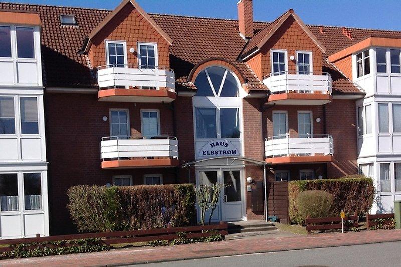 Appartementanlage Haus Elbstrom