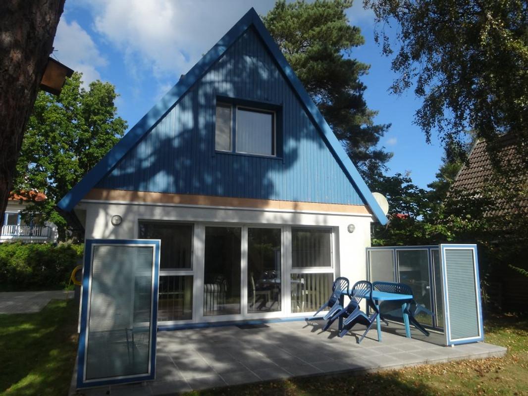 strandidylle ferienhaus in zingst mieten. Black Bedroom Furniture Sets. Home Design Ideas