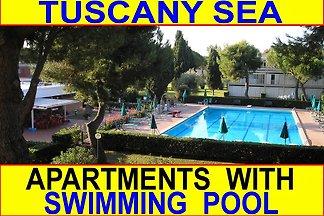 Tuscany Sea Low Cost Holidays