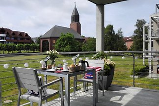 Holiday flat family holiday Travemünde