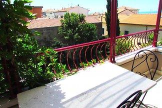 Ostro Wohnung - mit Terrasse