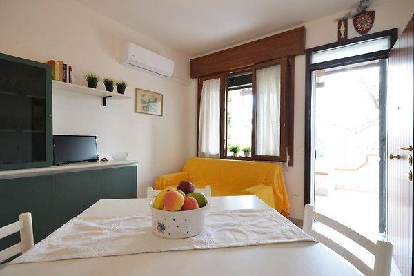 Gerenoveerd, airconditioner VG in Lido di Pomposa - Afbeelding 1