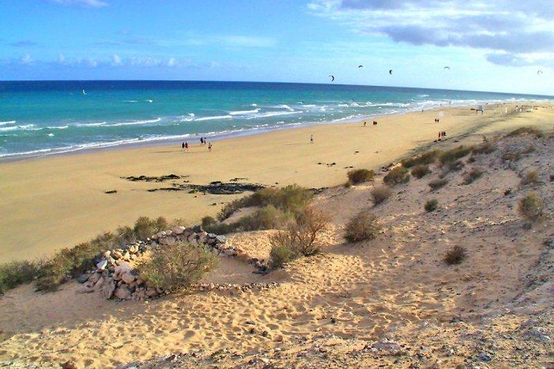 Strand Playa Esmeralda