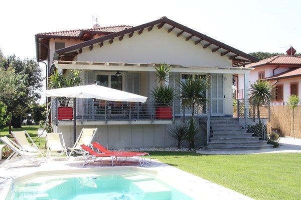 Villa alex in Marina di Pietrasanta - Bild 1