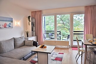 Apartament w Laboe