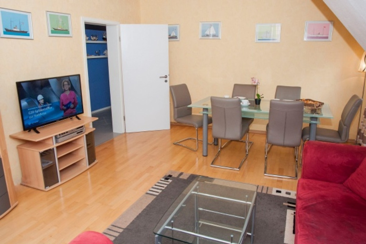 meerjungfrau ferienwohnung in laboe mieten. Black Bedroom Furniture Sets. Home Design Ideas