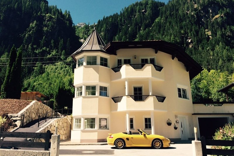 Casa de vacaciones en St. Leonhard im Pitztal - imágen 2