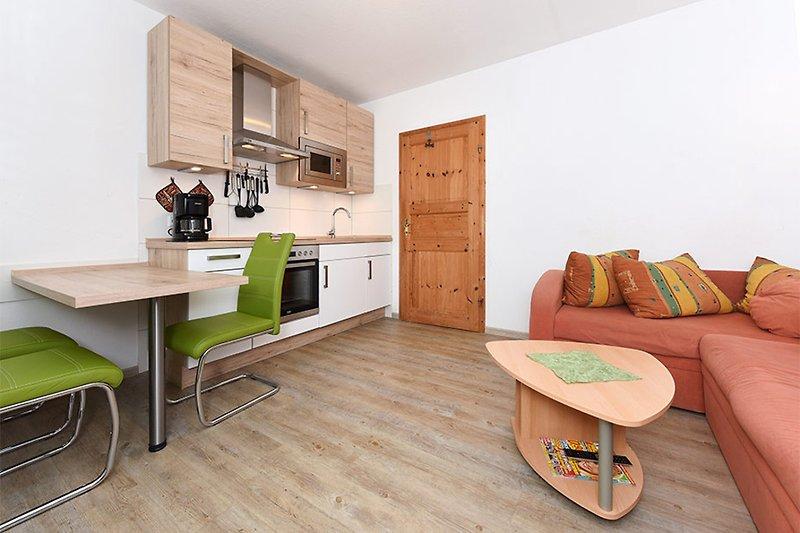 Wohnküche FeWo 2