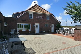 Boarding house romantic holiday Neuharlingersiel