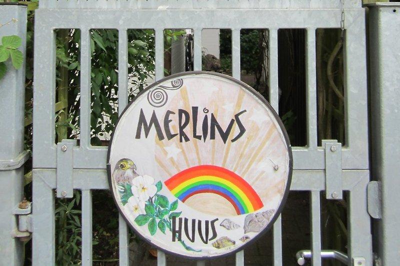 Merlins Turmhuus …