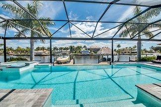Casa de vacaciones en Cape Coral