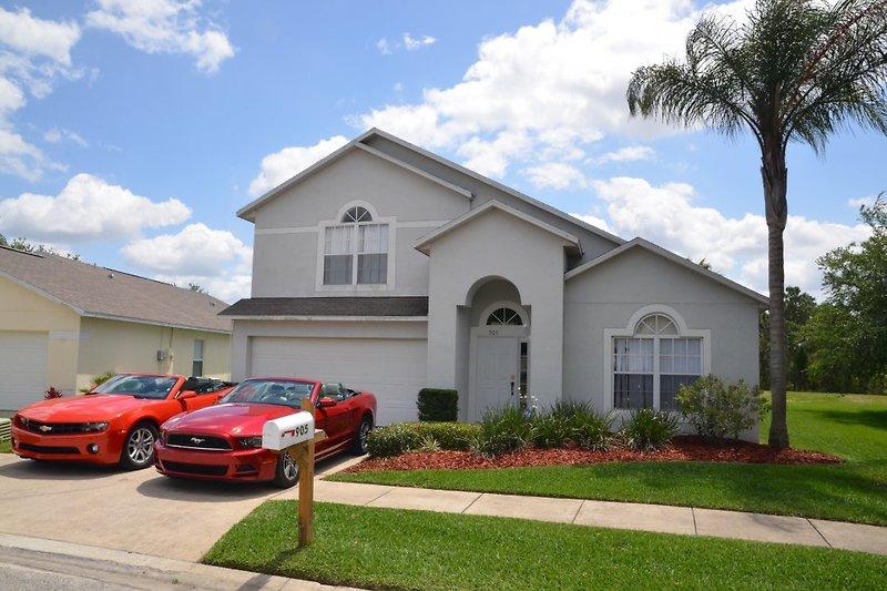 Unsere Villa in Florida (die Zwillinge sind nicht inbegriffen ;-)
