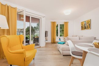Tolles Apartament in Kolberg