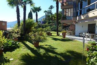 Vakantiehuis Ontspannende vakantie Brissago