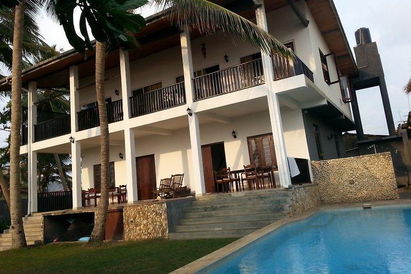 Villa Kandu - rechts