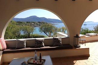 Villa in Corsica vista mare - Davia