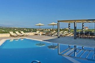 Neubau Pool Villa Aria
