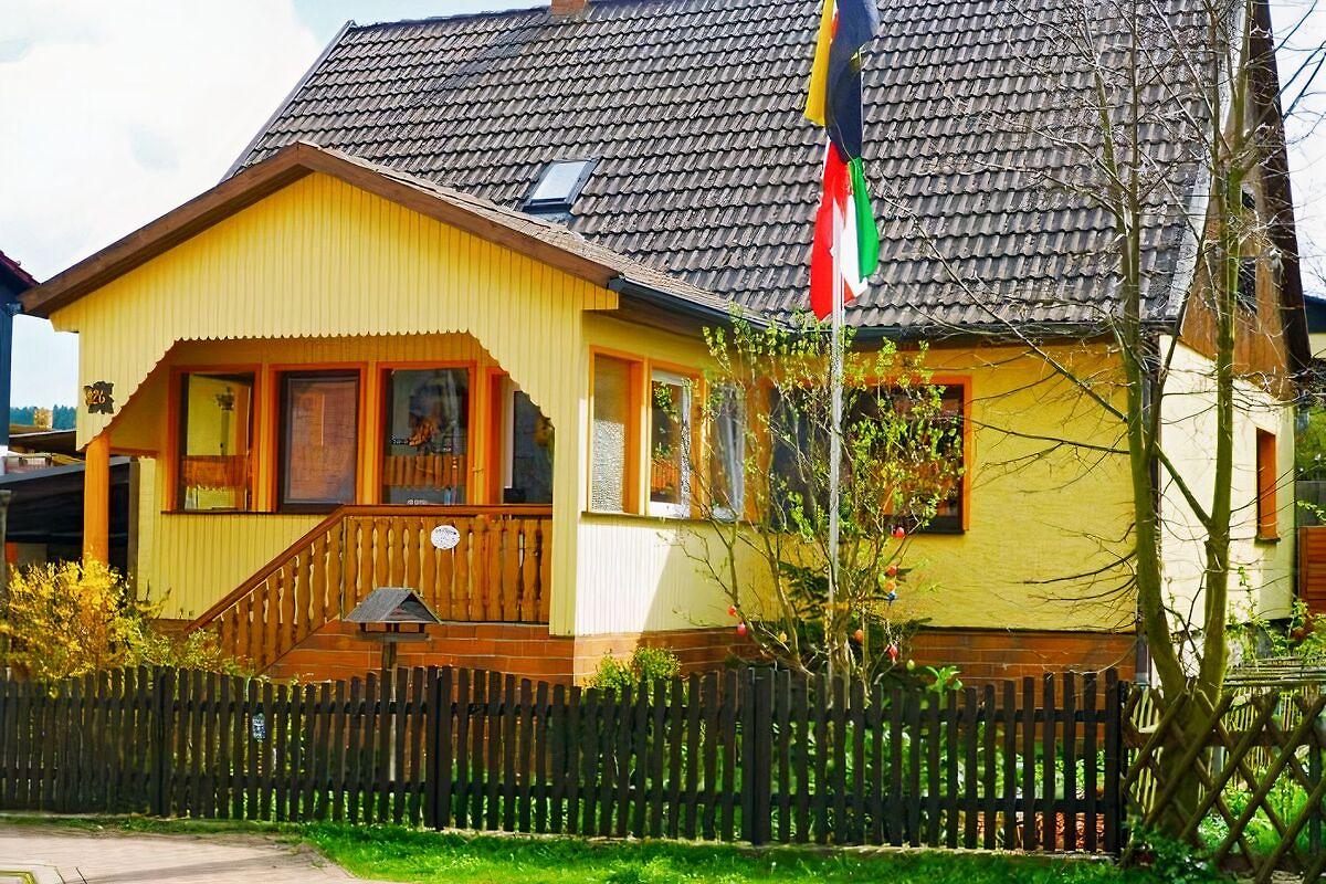 4* Ferienhaus Boehnke mit W-Lan - Ferienhaus in Allrode mieten