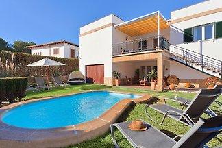 Casa de vacaciones en El Arenal