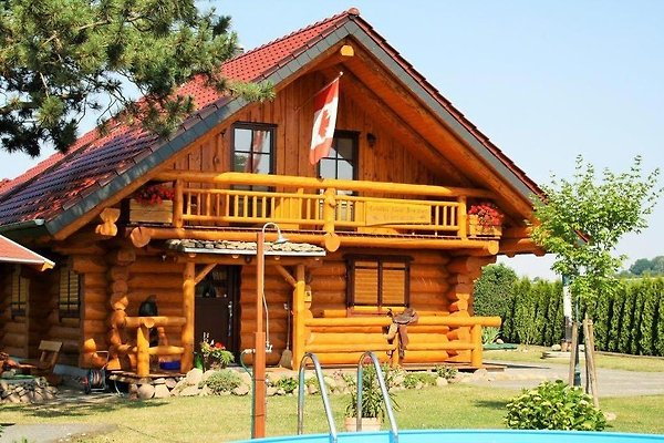 canadian island ferienhaus in jesewitz mieten. Black Bedroom Furniture Sets. Home Design Ideas