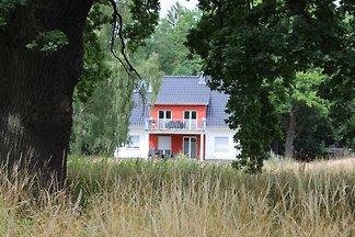 Casa de vacaciones en Krakow am See