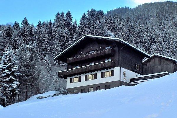 Alpenliebe Montafon - Hausansicht