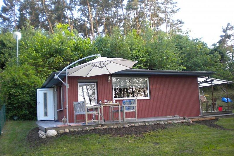 Haus mit Terrassen