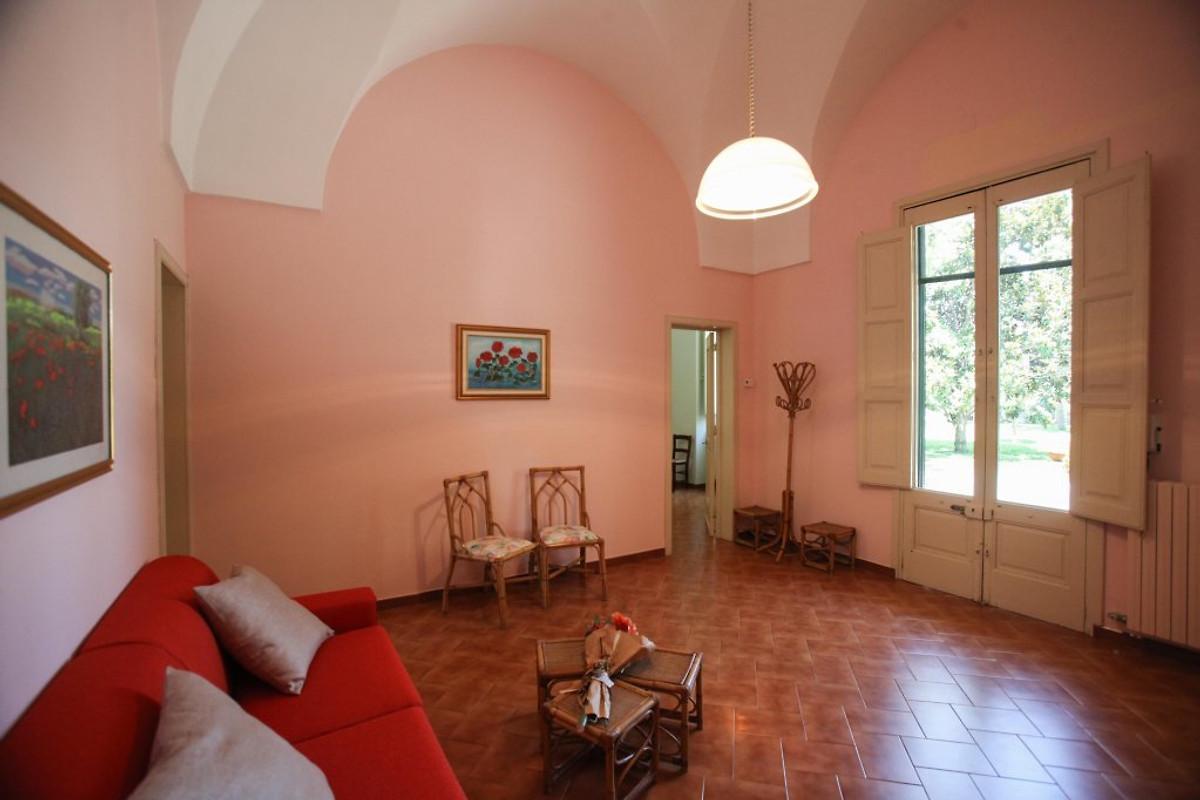 Villa Edda Salento Pouilles Maison De Vacances