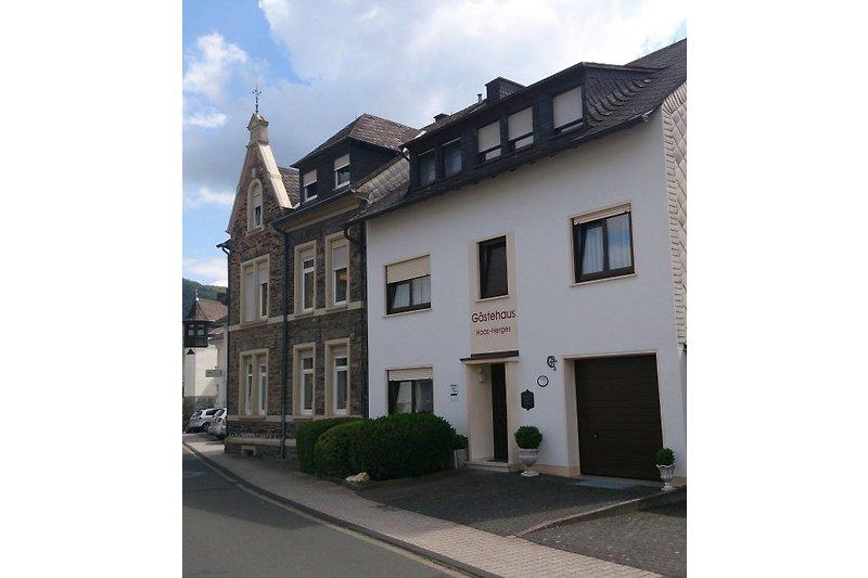 Gästehaus Haas-Herges/Frontansicht